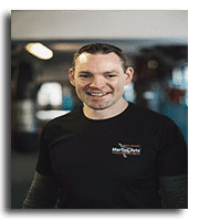 Kickboxing Instructor Robert Devane