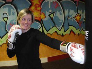 Kickboxing at MAI